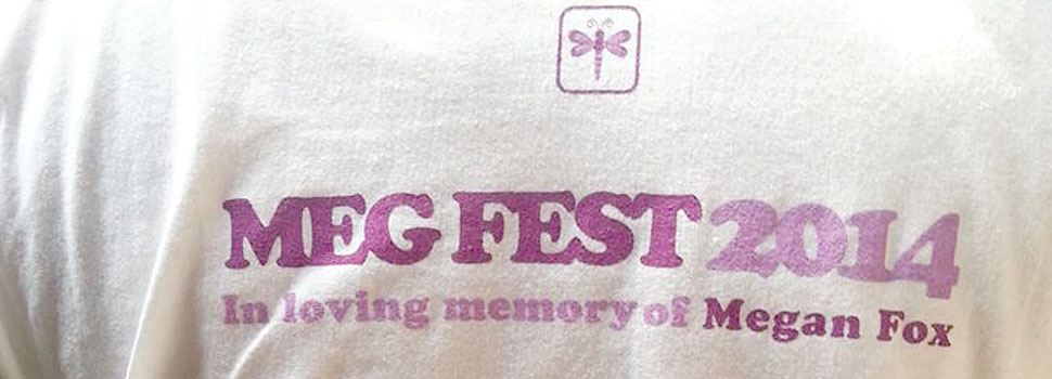 Meg Fest tee shirts & vest tops available